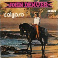 Cover John Denver - Calypso