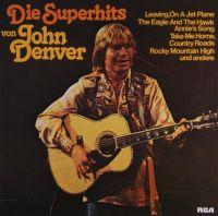 Cover John Denver - Die Superhits von John Denver