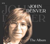 Cover John Denver - The Album