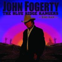 Cover John Fogerty - The Blue Ridge Rangers Rides Again