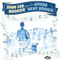 Cover John Lee Hooker - Presents His - House Rent Boogie