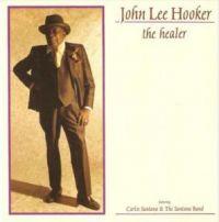 Cover John Lee Hooker feat. Carlos Santana & The Santana Band - The Healer