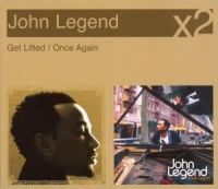 Cover John Legend - Get Lifted + Once Again