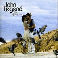 Cover John Legend - P.D.A. (We Just Don't Care)
