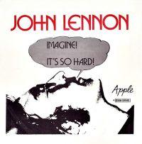 Cover John Lennon / Plastic Ono Band - Imagine