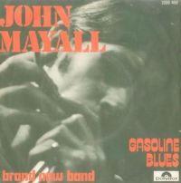 Cover John Mayall - Gasoline Blues