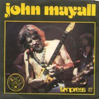 Cover John Mayall - Hard Going Up