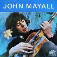 Cover John Mayall - John Mayall