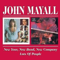 Cover John Mayall - New Year, New Band, New Company / Lots Of People