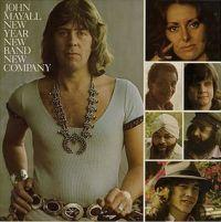 Cover John Mayall - New Year, New Band, New Company