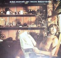 Cover John Mayall - No More Interviews
