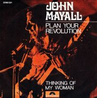Cover John Mayall - Plan Your Revolution