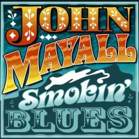 Cover John Mayall - Smokin' Blues