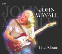Cover John Mayall - The Album