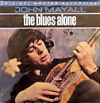 Cover John Mayall - The Blues Alone