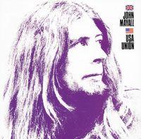 Cover John Mayall - USA Union