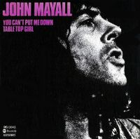 Cover John Mayall - You Can't Put Me Down