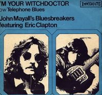 Cover John Mayall And The Bluesbreakers - I'm Your Witchdoctor