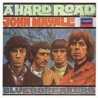 Cover John Mayall & The Bluesbreakers - A Hard Road