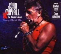 Cover John Mayall & The Bluesbreakers - Dreaming About The Blues