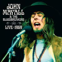 Cover John Mayall & The Bluesbreakers - Live 1969