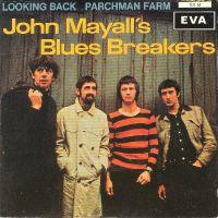 Cover John Mayall & The Bluesbreakers - Looking Back