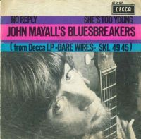 Cover John Mayall & The Bluesbreakers - No Reply