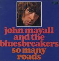 Cover John Mayall & The Bluesbreakers - So Many Roads