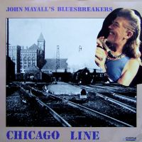 Cover John Mayall's Bluesbreakers - Chicago Line