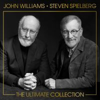Cover John Williams - John Williams • Steven Spielberg - The Ultimate Collection