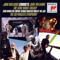 Cover John Williams - John Williams Conducts John Williams