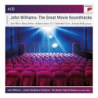 Cover John Williams - The Great Movie Soundtracks