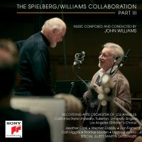 Cover John Williams - The Spielberg / Williams Collaboration Part III
