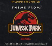 Cover John Williams - Theme From Jurassic Park