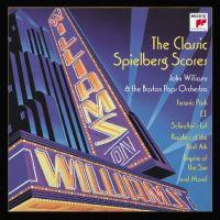 Cover John Williams & The Boston Pops Orchestra - Williams On Williams - The Classic Spielberg Scores