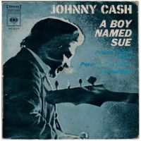 Cover Johnny Cash - A Boy Named Sue