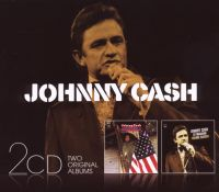 Cover Johnny Cash - At Madison Square Garden + America