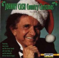 Cover Johnny Cash - Country Christmas - All New 1991 Recordings