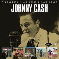 Cover Johnny Cash - Original Album Classics