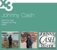 Cover Johnny Cash - Ride This Train / Ragged Old Flag / Silver