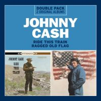Cover Johnny Cash - Ride This Train / Ragged Old Flag