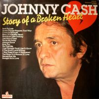 Cover Johnny Cash - Story Of A Broken Heart