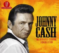 Cover Johnny Cash - The Absolutely Essential 3 CD Collection