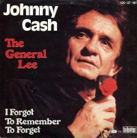 Cover Johnny Cash - The General Lee
