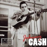 Cover Johnny Cash - The Magnificent Johnny Cash