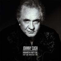 Cover Johnny Cash - Unchained In A Rusty Cage - New York Broadcast 1996