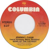 Cover Johnny Cash / Marty Robbins - Song Of The Patriot