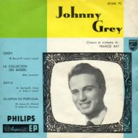 Cover Johnny Grey - Cindy
