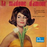 Cover Johnny Grey - La madone d'amour
