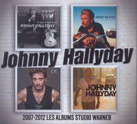 Cover Johnny Hallyday - 2007-2012 Albums Studio Warner